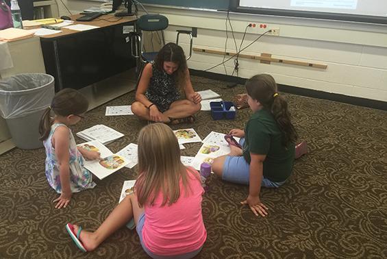 Summer Literacy Program