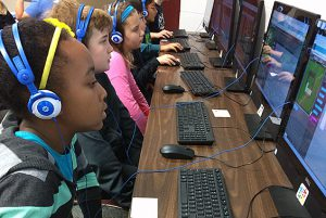 Karigon students participated in Hour of Code