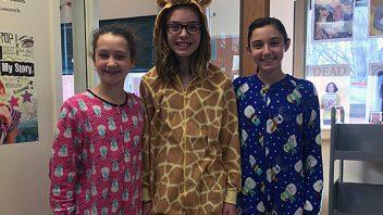 Gowana 7th graders participated in Spirit Week!