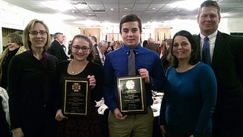 Gowana students Jillian Aragones and Pascal Isaacson were honored at the VFW District 3 65th Annual Gold Chevron Awards Dinner. More info…