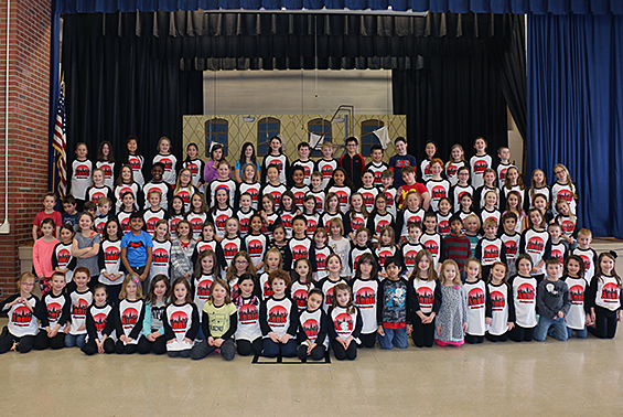 The Karigon PTA presents Annie KIDS March 8th and 9th at 7:00pm in the Karigon cafeteria. Tickets can be purchased for $3 at the door.