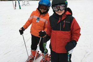 Tesago's Ski Club enjoyed a great season at West Mountain!