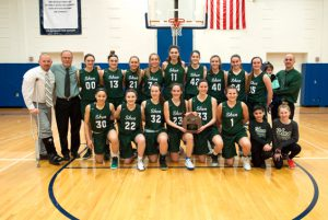 Congratulations to the Girls Varsity Basketball team who won the NYSPHSAA Regionals on Saturday in Syracuse.