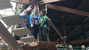 Acadia Team 8-1 took a field trip to WonderWorks in Syracuse.  More photos…