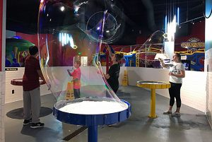 Acadia Team 8-1 took a field trip to WonderWorks in Syracuse.  The students had a great time exploring the ropes course and going through the 100 hands-on exhibits that challenge their minds and encourage creativity.