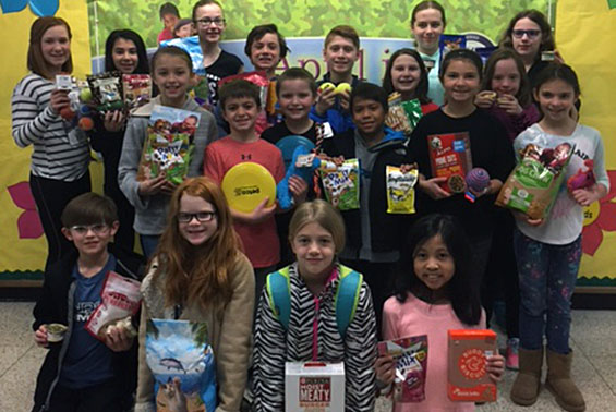 """Chango Student Council's Annual """"Pet Food Drive"""""""