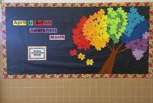 Karigon raises awareness about Autism.