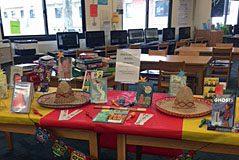 The Gowana Library celebrates Latino Books Month!