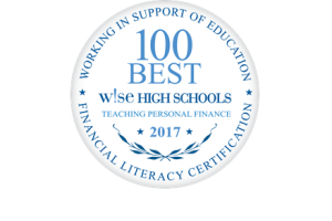 The 5th Annual 100 Best W!Se High Schools Teaching Personal Finance Rankings were announced and once again Shenendehowa High School is recognized.