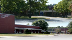 Shen High School Buildings