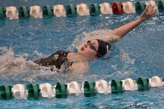 11/5/20 Girls Swimming and Diving vs Niskyuna