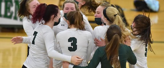 4/13/21 Girls Volleyball defeats Niskayuna. Click for photos…